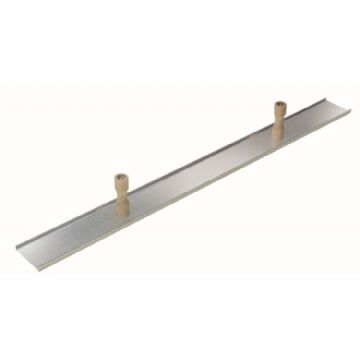 "Kraft Tool Magnesium Smooth edge Plasterers Darby 42"" x 3-1/2"""